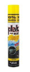 Atas Plak spray Mat CYTRYNA preparat do czyszczenia i konserwacji kokpitu oraz elementów z tworzyw sztucznych.