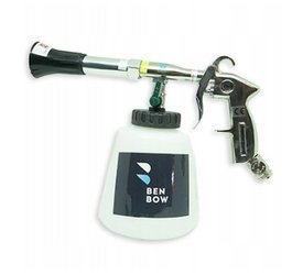 BenBow Black czyszczenie tworzyw sztuczny pistolet piorący 056