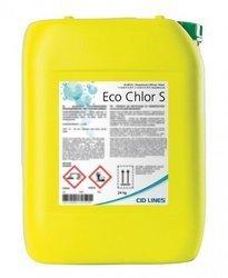 Cid Lines ECO CHLOR S 24kg płyn mycie dezynfekcja