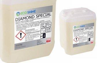 DIAMOND SPECIAL 5kg Płyn nabłyszczający do zmywarki Twarda Woda