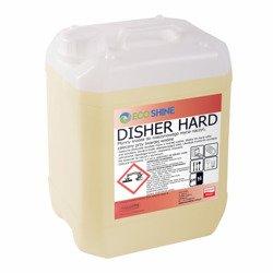 ECO SHINE DISHER HARD 6kg Płyn do mycia zmywarce naczyń w Twardej wodzie RESTAURACJA