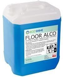 ECO SHINE FLOOR ALCO 5L alkoholowy płyn do mycia podłóg