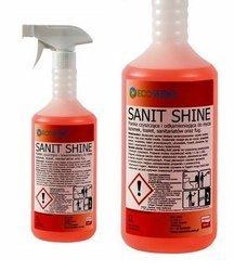 ECO SHINE SANIT SHINE 1L PIANKA mycie i odkamienianie toalet