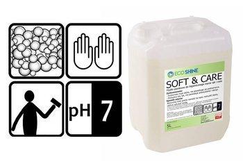 ECO SHINE SOFT & CARE 5L mydło piankowe PIANKA do mycia rąk delikatna