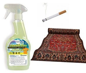 FRESHDAY NEUTRALIZATOR zapachów Świeże Pranie 500ml do szaf toalet stęchlizna