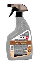 JAX42 Usuwanie tłustych zabrudzeń  piekarnik grill