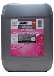 JAX78 mydło piankowe pianka ARBUZOWE wydajne 5L