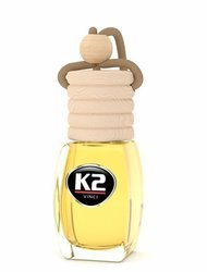 K2 Zapach samochodowy 8ml VANILLA odświeżacz zawieszka Wanilia