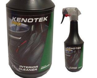 Kenotek INTERIOR CLEANER 1L pranie czyszczenie tapicerki