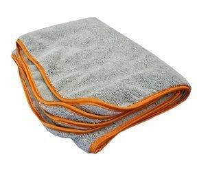 Mikrowłókno AUTODETAILING szare 90x60cm Ręcznik