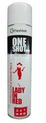 ONE SHOT LADY IN RED 600ml neutralizacja zapachów