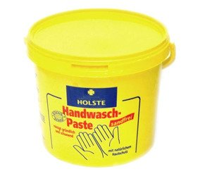 PASTA HOLSTE 10L do mycia rąk BHP mocno czyści ZAPACH