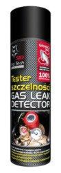 SJD tester szczelności LPG 400ml do sprawdzania szczelności wszystkich instalacji pneumatycznych i gazowych pod ciśnieniem