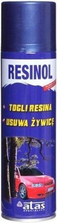 Atas Plak RESINOL usuwa żywicę 250ml czyści