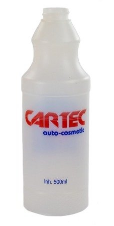 CARTEC Butelka 0,5L odporna na chemię