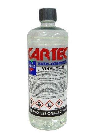 Cartec Vinyl TP-49 1L Nabłyszczacz Plastiku i Gumy Opon Czernidło do zderzaków