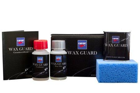 Cartec Wax Quard Komplet Zabezpieczanie Lakieru Powłoka polimerowa do 12miesięcy