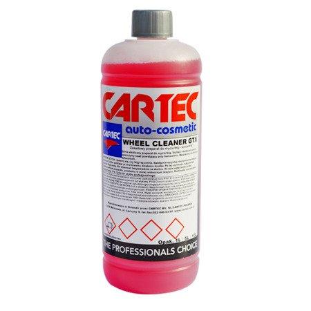 Cartec Wheel Cleaner GTX 1L Preparat do Mycia Felg
