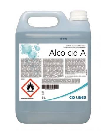 Cid Lines ALCO CID A dezynfekcja powierzchni przedmiotów urządzeń 80%alkoholu