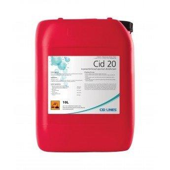 Cid Lines CID 20 10L dezynfekcja pomieszczeń aut