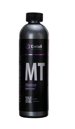 DETAIL MOTOR MT 0,5l mycie silnika dressing
