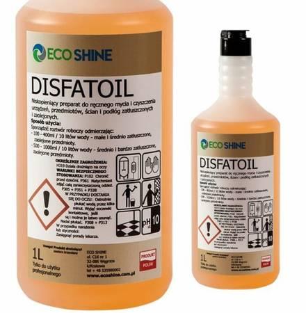 DISFATOIL 1L odtłuszczacz powierzchni maszyn ścian