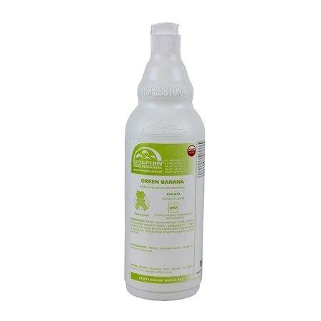 DOLPHIN Mydło Green Banana 1L myje pielęgnuje