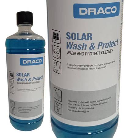 DRACO Solar Wash & Protect 1L Mycie I Konserwacja PANELI FOTOWOLTAICZNYCH Solarów