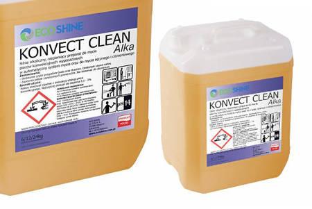 ECO SHINE KONVECT CLEAN ALKA 6kg ręczne automatyczne mycie pieców usuwa przypalenia