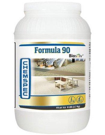 FORMULA 90 2,72kg czyszczenie dywanów wykładzin
