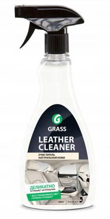 GRASS LEATHER CLEANER 0,5L CZYSZC ODŻYWIANIE SKÓRY