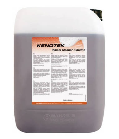 Kenotek WHELL CLEANER EXTRIME 25kg mycie kół myjni