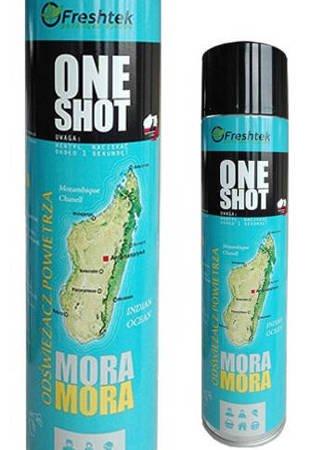 One Shot MORA MORA 600ml odświeżacz powietrza neutralizator zapachów