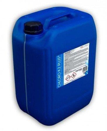 POLCHEM Chloro K2 PLUS 5KG czyści i dezynfekuje