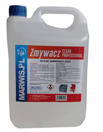 Płyn do myjek warsztatowych CLEANER PROFESIONAL 5L mycie części samochodowych