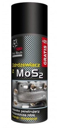 SJD Skuteczny odrdzewiacz Z MOS2 zakleszczone elementy 400ml